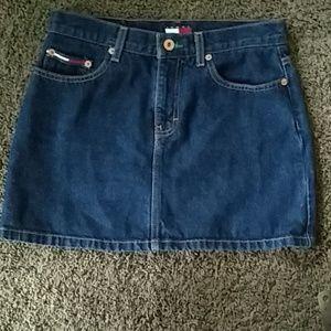 Tommy Jeans Skirt- Size 5
